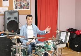 Master Class Carlos Arévalo