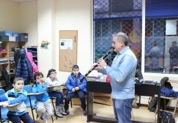 Master Class Infantil de Clarinete