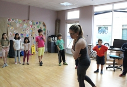 Workshop de Baile